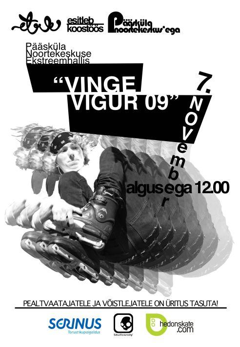plakat Vinge vigur-1