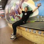Perfect one!  / Oil City Skatepark